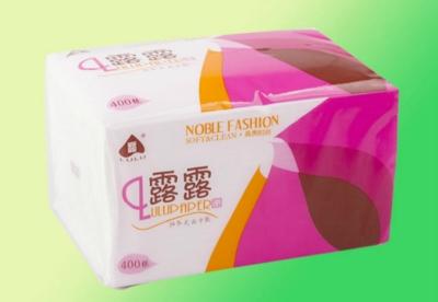 露露系列品牌抽纸纸巾